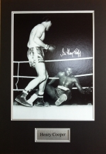 Henry Cooper The Peoples Champion