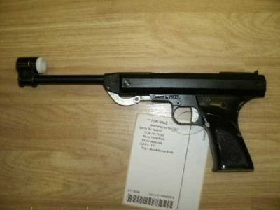 Air Pistol - Spring | GUN REPAIRS, SERVICING, SALES AND STORAGE