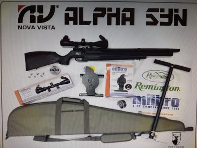 Air Rifles - Pre Charged   GUN REPAIRS, SERVICING, SALES AND