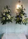 Pedestal Arrangements
