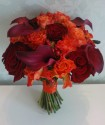 Vibrant Brides Bouquet
