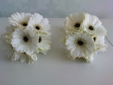 Gerbera Bouquets/ wedding Package