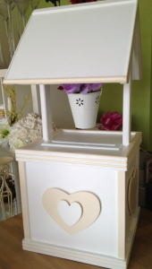 Wishing Well wedding Postbox Hire