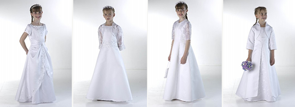 HOLY COMMUNION WEAR