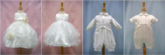 CHRISTENING WEAR & ACCESSORIES