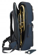 New Generation Eb Tenor Horn Bag By Tom & Will Blue