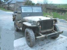 willys or french jeeps wanted