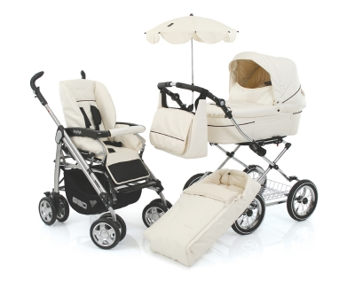 Babystyle Lux Travel System