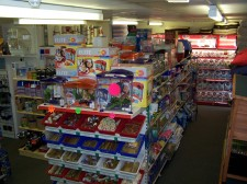 Inside The Chertsey Store
