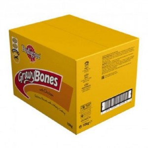 04 Pedigree Gravy bones chicken 10kg