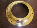 Brass Bullseye Surround