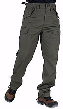 Click Poly Cotton Combat Trousers