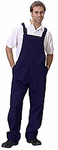 Click Engineers Cotton Bib and Brace Overall