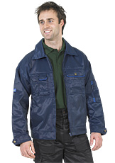 CLICK TRADERS UNLINED JACKET