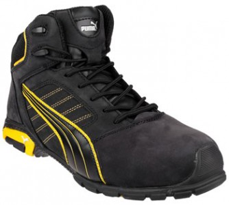 Puma Amsterdsm Mid 632240 Safety Boots