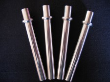 Boxer Stainless Steel Push Rod Tubes 1970-75