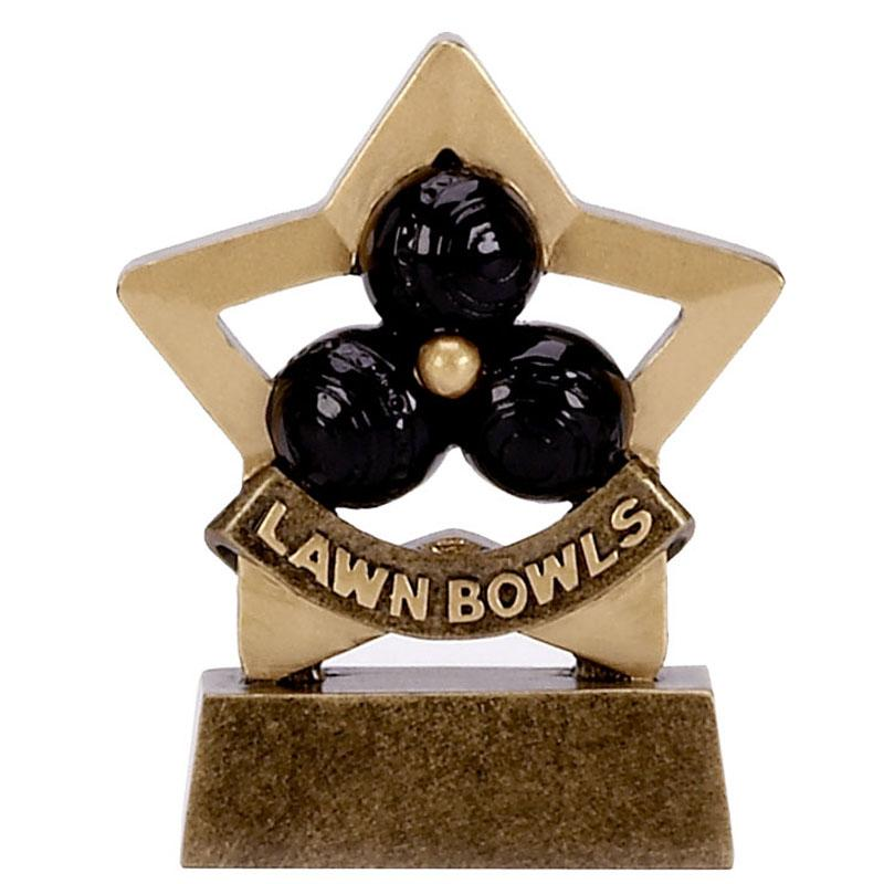 Mini Star Lawn Bowls