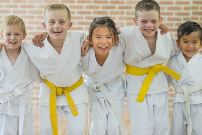 childrens karate derby