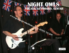 Nite Owls Vocal instrumental duo