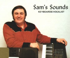 Sams Sounds Keyboard Vocalist