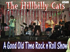 Hillbilly Cats Rock n Roll Band