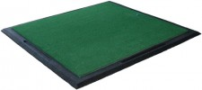 Classic turf mat, combine mat and frame for driving range