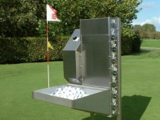 Vink III Golf Driving Range Golf Ball Washer