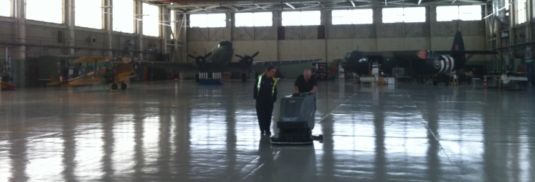 Floor Cleaning Machines For Large Areas Hangars Amp Warehouses