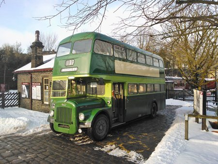 70 seat Double deck bus