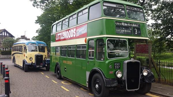 Vintage Bus Tour Yorkshire