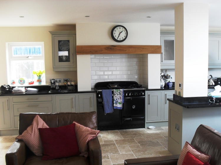 Kitchen Dining Family Room Extension