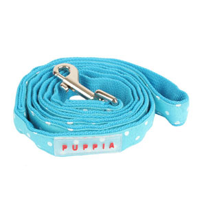 15 Aqua dotty lead