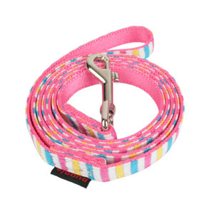 40 violet or pink stripy lead