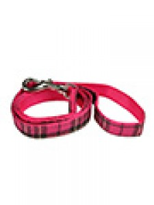 203 Urban pup Fuschia pink lead