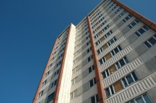 Non traditional Buildings - Concrete Large Panel Tower Block