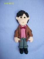 Dr Who Card Topper