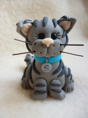 Cat Cake Toppers Uk