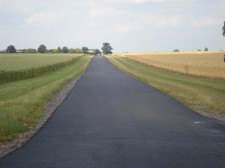 finished Roadway