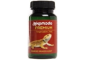 SU008 Komodo Premium Bearded Dragon Veg Adult Diet