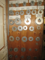 Various tab washers