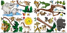 Jungle Animals image