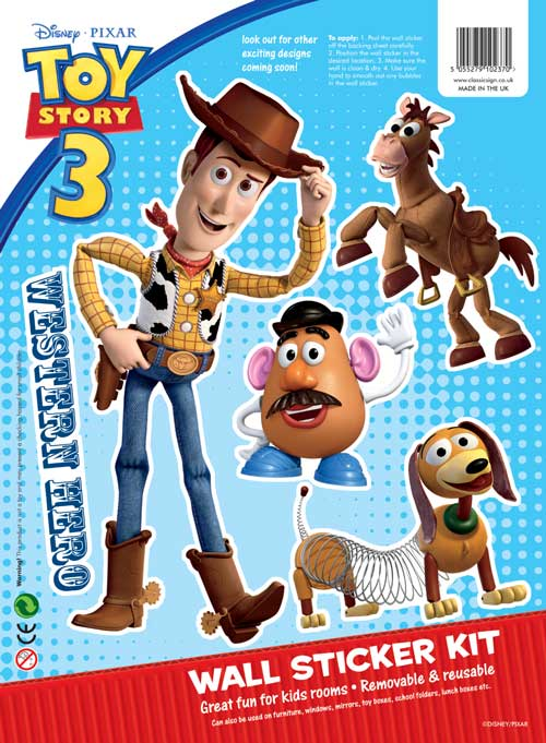 Woody Stickers