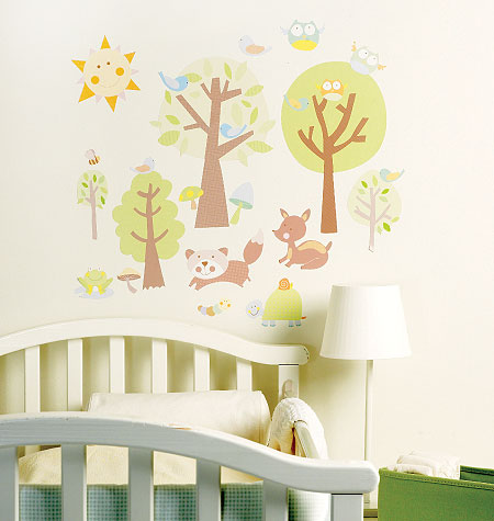 Baby Tales - Wall Stickers