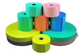76-Green 76 mm Green Ticket Rolls <font color=red> from &pound;19.50 </font>