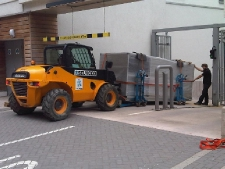 Lift And Shift UK Machine Moving