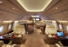 Private jets, or Business Class Travel