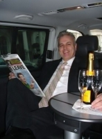 Corporate Travel to roadshows, restaurants, events, Royal Ascot, - feel how it should be..