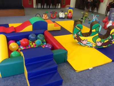 Soft play hire Yeovil