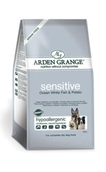 AA4 Arden Grange Sensitive - Ocean White Fish and Potato 2Kg