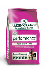 AA5 Arden Grange Performance Rich in Chicken & Rice 12Kg